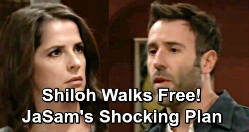 General Hospital Spoilers: Shiloh Walks Free, Beats Charges With Cunning Trick - Sam and Jason Find Shocking Answer