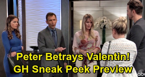 general hospital spoilers sneak peek video preview monday april 1