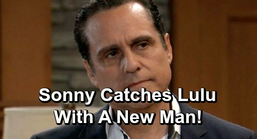 General Hospital Spoilers: Sonny Catches Lulu with a New Man – Derails Date Night, Fights for Damaged Dante's Marriage