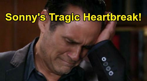 General Hospital Spoilers: Sonny's Double Heartbreak - Mike On Death's Door, Dante's Tragic Turn For The Worse?