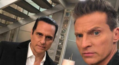 General Hospital Spoilers: Steve Burton Teases Great Scenes with 'The Boss' Maurice Benard – Wild Jason and Sonny Drama Ahead