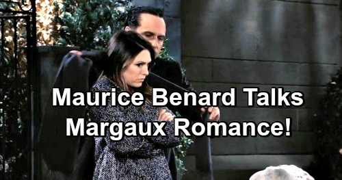 General Hospital Spoilers: Maurice Benard Dishes On Sonny and Margaux Romance - Reveals If They Hook Up