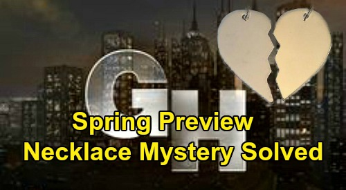 General Hospital Spoilers: Spring Preview Shockers – Birthday Party Mayhem, Forbidden Love and Nina's Necklace Mystery Solved