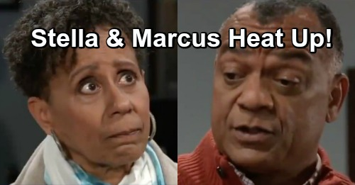 General Hospital Spoilers: Old Feelings Resurface For Stella and Marcus - Difficult Alzheimer's Drama Leads to Romance