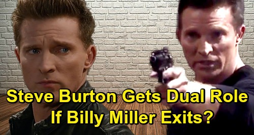 General Hospital Spoilers: Steve Burton Shines as Past Drew – Should GH Give Him Dual Role If Billy Miller Exits?