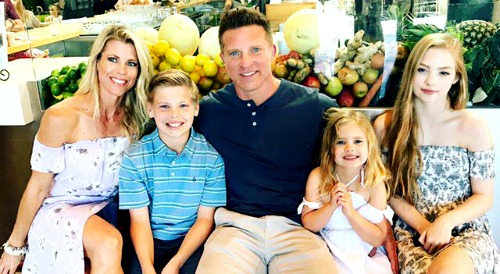 General Hospital Spoilers: Steve Burton's Birthday Celebration – GH Fans Send Special Wishes and Love