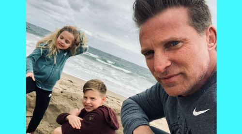 General Hospital Spoilers: Steve Burton's Message of Positivity – Spreads Love to Fans During Coronavirus COVID-19 Emergency