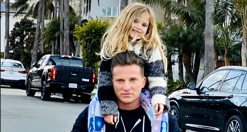 General Hospital Spoilers: Steve Burton Enjoys Outing With Brooklyn, Releases 'Stone Cold and the Jackal' Podcast Episode