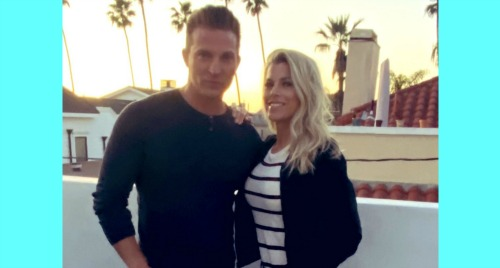 General Hospital Spoilers: Steve Burton's Valentine's Day Date Night With Sheree - Shares Beautiful Photo With Fans
