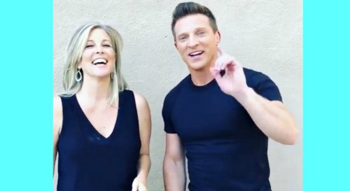 General Hospital Spoilers: Steve Burton Makes Special Laura Wright BFF Tour Announcement - Fans Respond