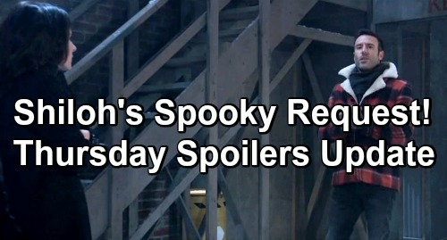 General Hospital Spoilers: Thursday, January 10 Update – JaSam's Spooky Shiloh Encounter – Mayor Laura Celebrates – Lulu in Danger
