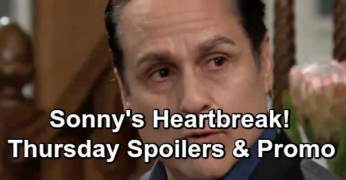 General Hospital Spoilers: Thursday, January 24 – Sonny's Devastating Decision – Sam Drags Jason Home – Jake Warns Franco