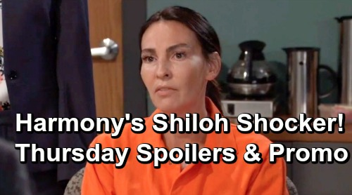 General Hospital Spoilers: Thursday, July 11 – Drew Attacks Shiloh Over Oscar's ELQ Shocker – Harmony Sells Out Fearless Leader