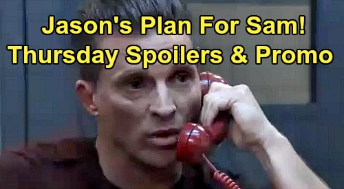 General Hospital Spoilers: Thursday, October 17 – Ryan's Violent Outburst – Jason's Plan to Save Sam – Cam Pleads with Kim