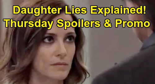 General Hospital Spoilers: Thursday, October 24 – Helena Haunts the Gallery – Kim Faces Court Bomb – Hayden Explains Her Lies