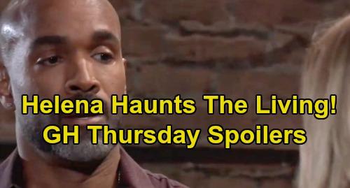 General Hospital Spoilers: Thursday, September 12 – Helena Reaches Beyond the Grave – Ava Panics Julian – Liesl Warns Sasha
