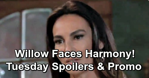 General Hospital Spoilers: Tuesday, April 23 – Kristina Begs Valerie for Help – Willow Forced to Face Harmony