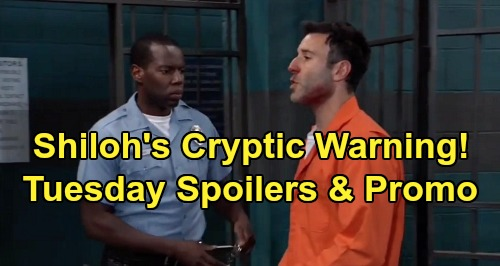 General Hospital Spoilers: Tuesday, August 20 – Shiloh's Cryptic Warning – Liesl's Date Stuns Maxie – Josslyn Shocking Suggestion