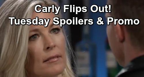 General Hospital Spoilers: Tuesday, February 5 – Raging Sasha Returns – Jason's News Infuriates Carly – Ryan Brainwashes Lulu