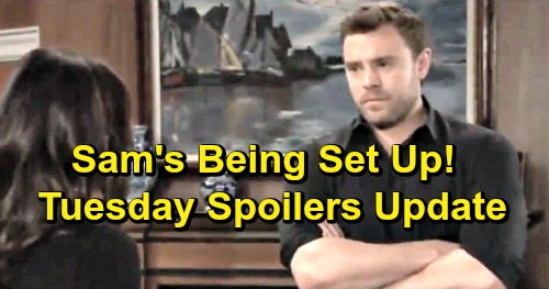 General Hospital Spoilers Tuesday January 8 Update Cam Faces