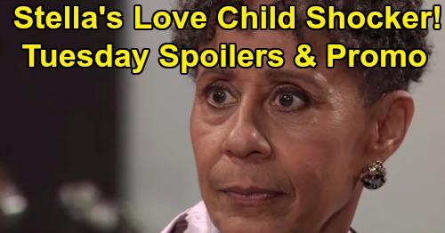 General Hospital Spoilers: Tuesday, July 30 – Stella's Lovechild Shocker – Jason's Fierce Shiloh Warning