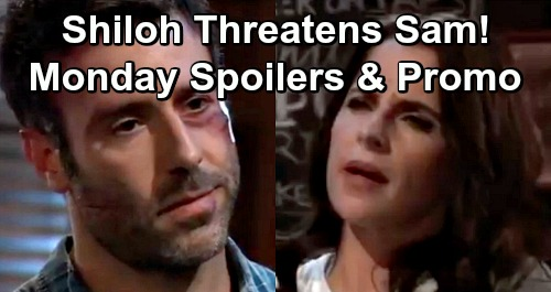 General Hospital Spoilers: Tuesday, June 11 – Sam and Shiloh's Showdown – Willow's Terrible News – Maxie and Peter's Love Grows