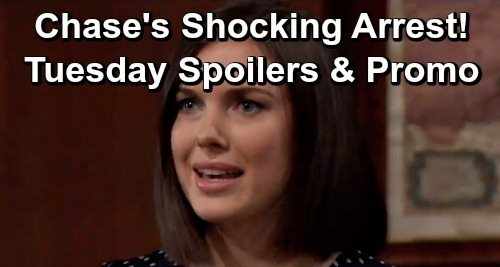 General Hospital Spoilers: Tuesday, June 25 – Willow's Courtroom Outburst, Chase Makes Shocking Arrest – Bobbie Collapses