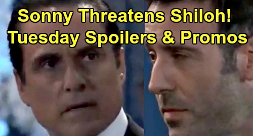 General Hospital Spoilers Tuesday, May 21: Oscar's Message Stuns Josslyn – Sonny Threatens Shiloh – Willow Blasts Nina