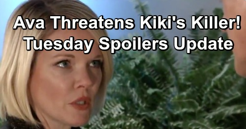 General Hospital Spoilers: Tuesday, January 29 Update – Ava's Rage Reignites, Vows Killer's Death – Lulu Draws a Blank