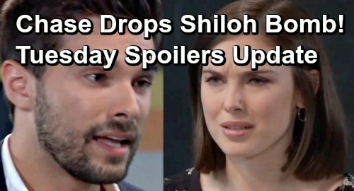 General Hospital Spoilers: Tuesday, June 11 Update – Jason's Deadly Fury Unleashed – Chase Drops Shiloh Bomb - Bumps Ahead For Paxie