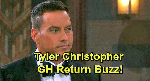 general hospital spoilers tyler christopher nikolas cassadine