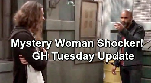 General Hospital Spoilers: Tuesday, April 30 Update – Curtis Finds Mystery Woman Surprise – Dr. Byrne's Bad Kristina News