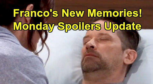 General Hospital Spoilers: Monday, August 12 Update – Franco's New Memories - Julian Drops a Bomb – Mike and Yvonne's Wedding