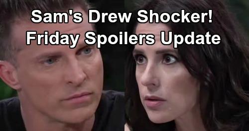 General Hospital Spoilers: Friday, August 23 Update – Kiki Horror For Ava – Sam's Drew News for Jason – Michael's Sasha Shocker