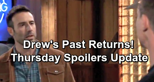 General Hospital Spoilers: Thursday, December 27 Update – Jason Meets Someone from Drew's Old Life – Ryan's Unpleasant Surprise
