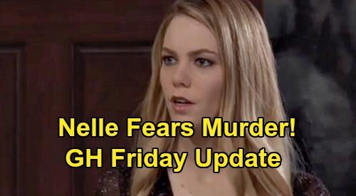 General Hospital Spoilers: Friday, February 7 Update – Nelle Fears Jason Assassination - Dustin Surprises Brook Lynn - Brad Interrogated