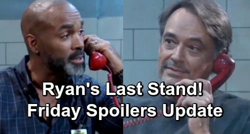 General Hospital Spoilers: Friday, July 19 Update - Drew and Jason Team Up For Shiloh Takedown - Ryan's Not Finished
