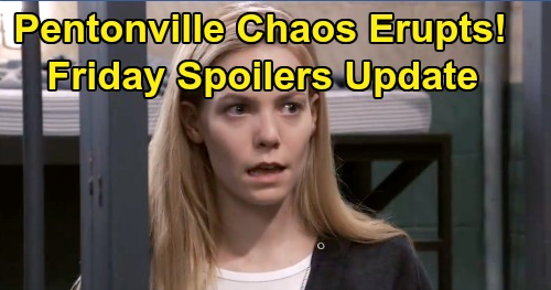 General Hospital Spoilers: Friday, July 26 Update – Nelle Chaos at Pentonville – Ava Jinxes Nina - Carly Surprises Jax