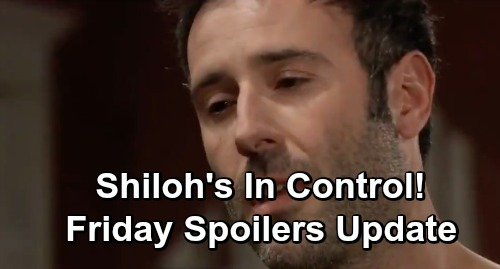 General Hospital Spoilers: Friday, May 10 Update – Kristina Plays with Fire – Smug Shiloh's in Control – Maxie's Heart Is Full