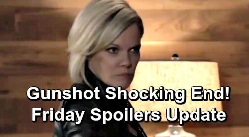 General Hospital Spoilers: Friday, May 24 Update – Sam Powerless Against Shiloh, Jason Plays the Hero – Gunshot Shocking End
