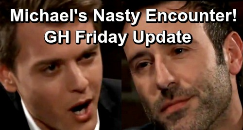 General Hospital Spoilers: Friday, May 3 Update – Michael and Shiloh's Nasty Faceoff – Kristina Leans on a Friend