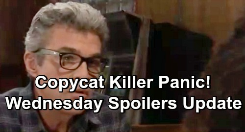 General Hospital Spoilers: Wednesday, January 9 Update – Drew and Sam Exchange Favors – Mac's Killer Warning – Margaux Stuns Lulu