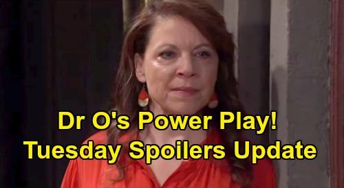 General Hospital Spoilers: Tuesday, July 30 Update – Drew's News Stuns Kim – Liesl's Power Play – Lulu's New Path