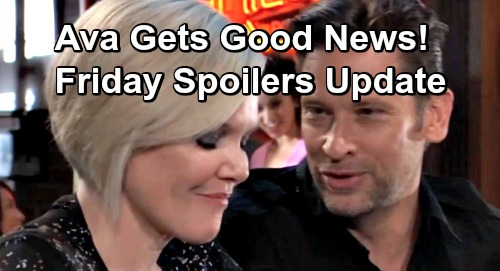 General Hospital Spoilers: Friday, June 7 Update – Carly and Jax Make Plans - Kevin's Deadly Battle – Ava's Good News