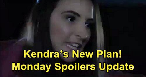 General Hospital Spoilers: Monday, December 2 Update – Brad's Runaway Car – Lulu Faces Dante Slam - Kendra's New Plan