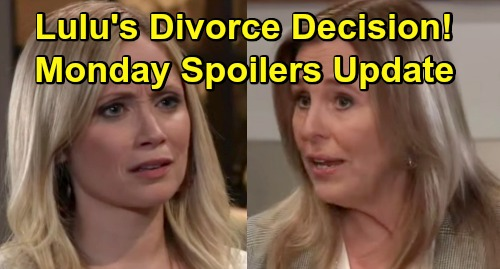 General Hospital Spoilers: Monday, July 22 Update - Curtis Saves Shiloh From Drew - Lulu's Painful Divorce Choice