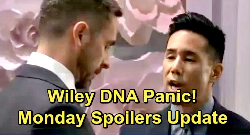 General Hospital Spoilers: Monday, July 8 Update – Wiley DNA Panic - Liesl Spills Deadly Secret - Spooky Psychic Revelations