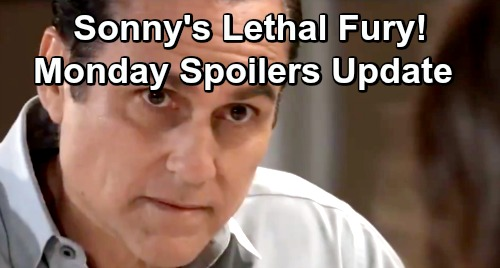 General Hospital Spoilers: Monday, June 10 Update – Shiloh Seeks Birth Certificate – Sonny's Lethal Fury - Nina Persuades Ava