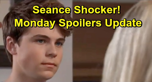 General Hospital Spoilers: Monday, June 17 Update – New Nina's Offer Rejected - Maxie's Surprise Party – Seance Shocker