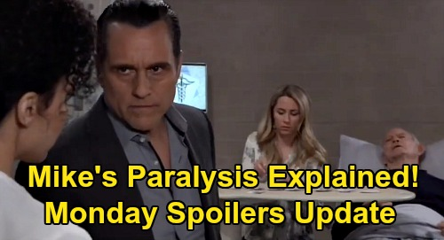 General Hospital Spoilers: Monday, March 30 Update – Nelle Trapped During Wiley's Surgery – Portia Explains Mike's Paralysis